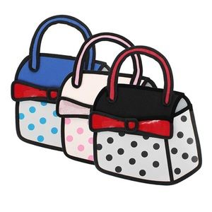 Handbags - PURSES, WALLETS AND BAGS...